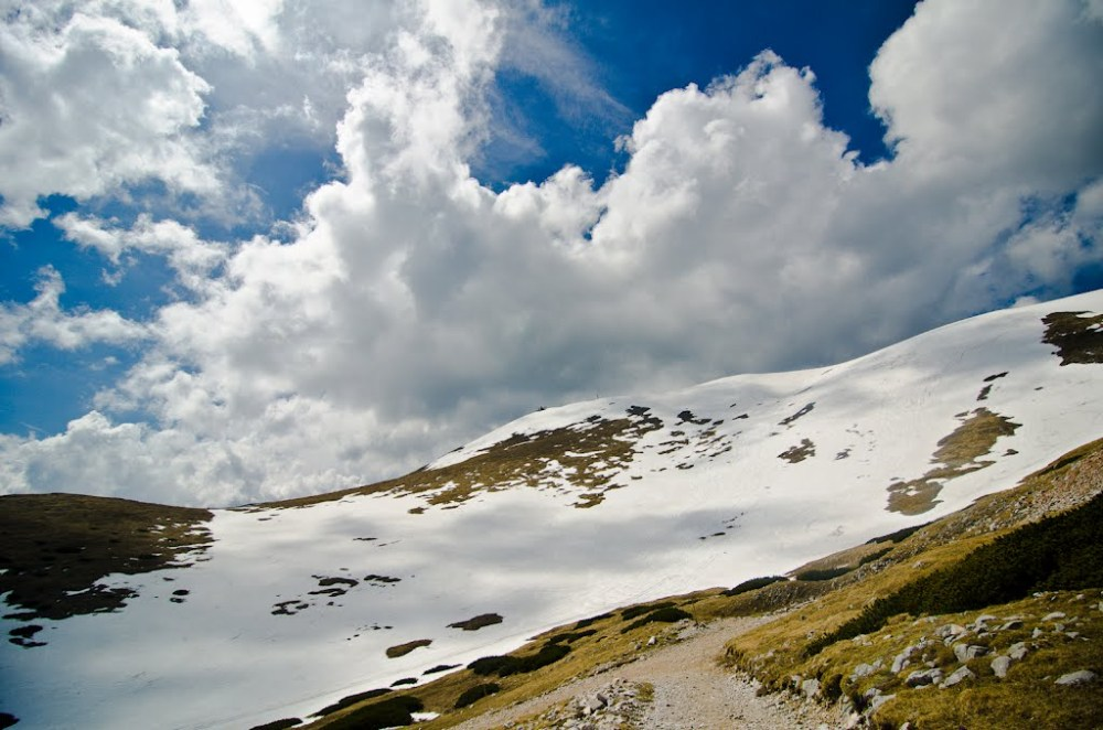 schneeberg summit